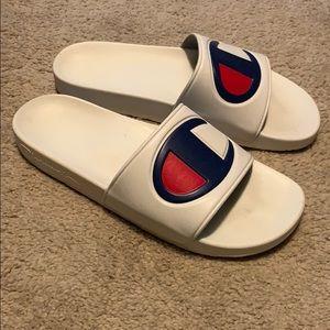 a9fc9b2205e80d Champion Shoes - Men s champion slides